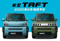 新型TAFT スペシャルサイト公開!